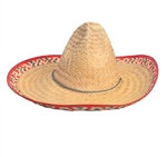 Large Embroidered Sombrero
