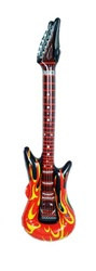 Inflatable Flame Guitar - 42 Inch