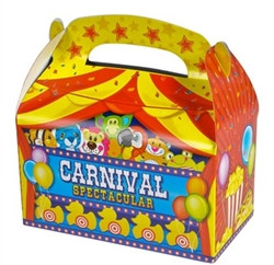 Carnival Treat Boxes (12/pkg)