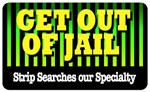 Get Out Of Jail Plastic Pocket Card (1/Pkg)