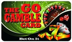 The Go Gamble Plastic Pocket Card (1/Pkg)