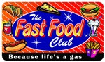The Fast Food Plastic Pocket Card (1/Pkg)