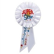 Super Star Rosette Ribbon