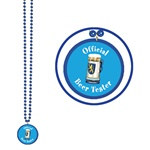 Official Beer Tester Oktoberfest Beads (1/pkg)