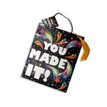 You Made It! Tassel Gift Tote