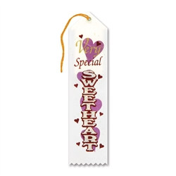 Very Special Sweetheart Valentine Ribbon