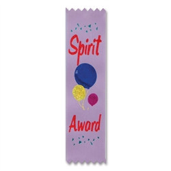 Spirit Award Value Pack Ribbons (10/Pkg)