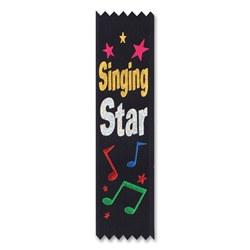 Singing Star Value Pack Ribbons