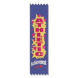Athletic Achievement Value Pack Ribbons (10/Pkg)