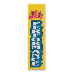 Great Performance Value Pack Ribbons (10/Pkg)