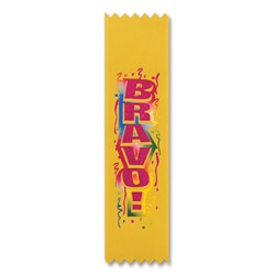 Bravo! Value Pack Ribbons (10/Pkg)