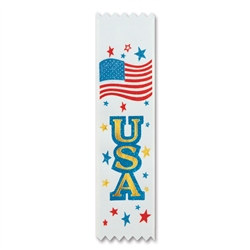 USA Value Pack Ribbons (10/Pkg)