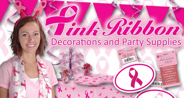 Breast Cancer Awareness Decorations