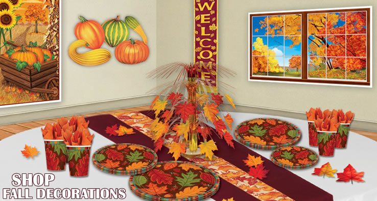 Cheap Fall Decorations