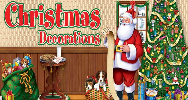 Christmas Decorations from PartyCheap