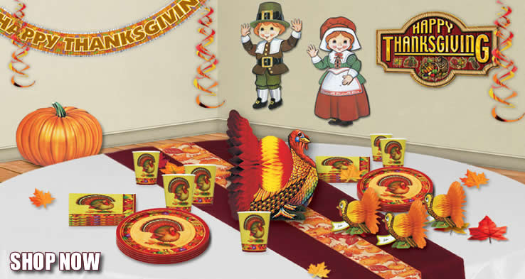 Cheap Thanksgiving Decorations