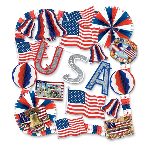 4th of july decorations independence day party supplies for 4th of july party decoration