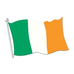 Italian Paper Flag