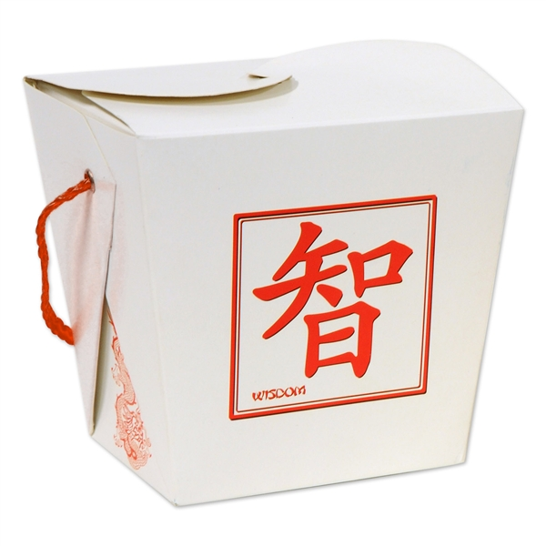 Asian Take Out Box