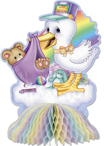 Baby Shower Party Supplies and decorations from PartyCheap - High Quality & Low Prices!