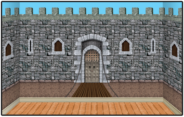 Castle Backdrops, Backgrounds & Props