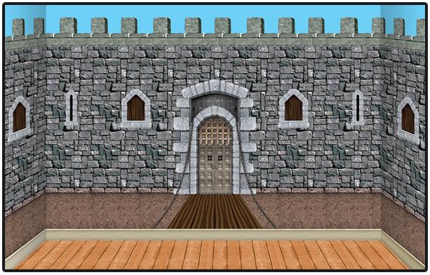 Castle Backdrops, Backgrounds & Props