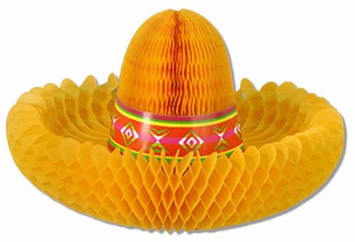 Cinco de Mayo Sombrero Centerpieces
