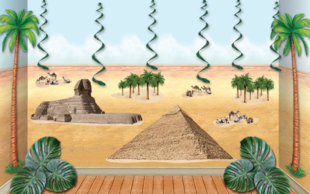 Egyptian Insta Theme Partycheap