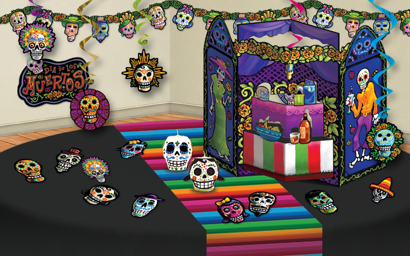 How is the Day of the Dead Celebrated?
