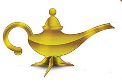 Arabian Nights themed party decorations and supplies from PartyCheap