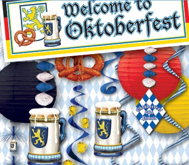 How To: Six Oktoberfest Party Ideas