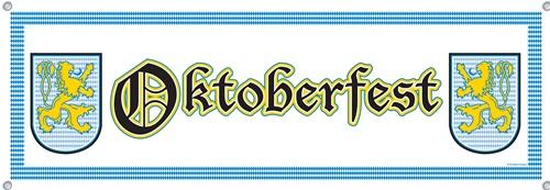Oktoberfest Party Sign