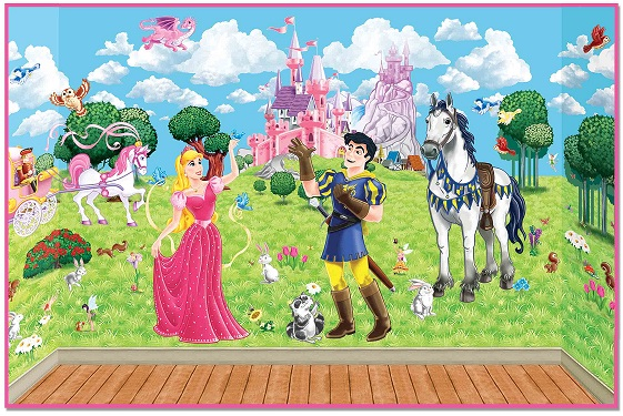 Princess Backdrops & Props