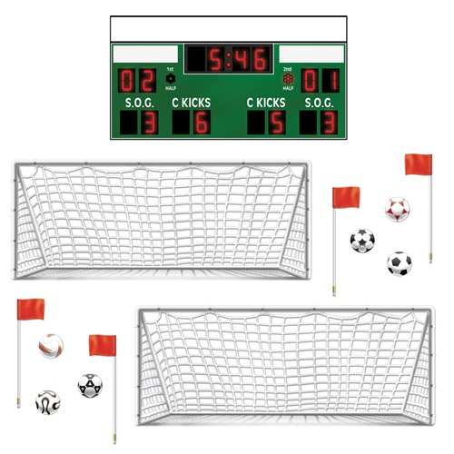 Soccer Decorations and Party Supplies