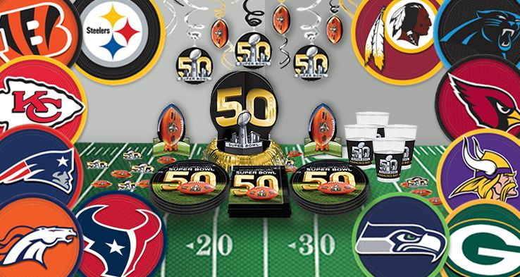 super bowl party ideas - Super Bowl Party Decorations