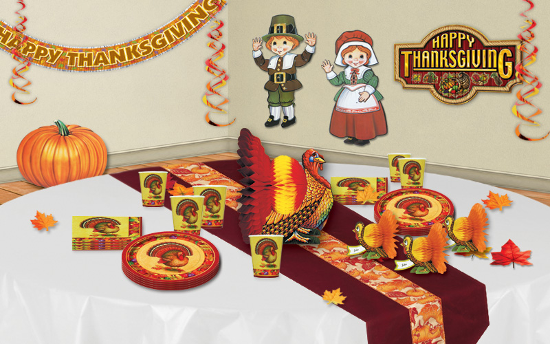 Thanksgiving Dinner Party Ideas : thanksgiving party decoration ideas - www.pureclipart.com
