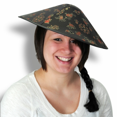 asian theme hats