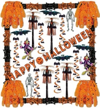 Halloween Reflections Decorating Kit