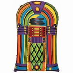 Inflatable Jukebox 50's Decoration Idea