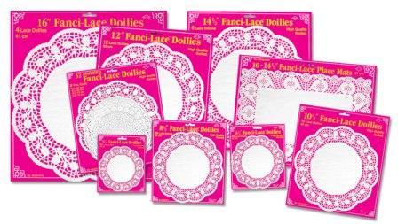 Lace Paper Doilies