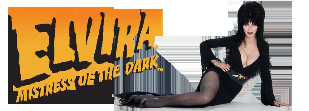 Visit the official Elvria, Mistress of the Dark website