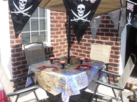 outdoor pirate decorations - Pirate Decorations