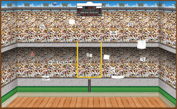 sports stadium insta theme stadium backdrops partycheap