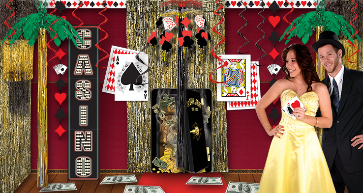 Casino Vegas Prom Theme