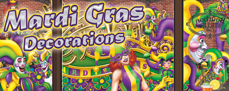 Value priced, high quality Mardi Gras Decorations and Party Supplies including Mardis Gras Beads
