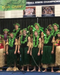 St. Thomas Moore Catholic High School honors academic excellence with a Moana themed pep rally