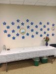 Morgan Stanley in Cincinnati, Ohio held an employee appreciation week to say thanks to all the team members.