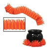 Red and Orange Tissue Flame Garland