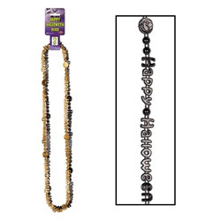 Happy Halloween Beads Of Expression