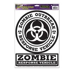 zombie outbreak response peel n place